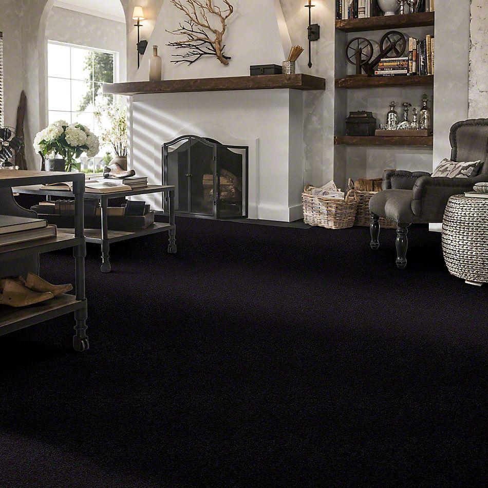 Shaw Floors Magic At Last III 12′ Midnight 00543_E0204