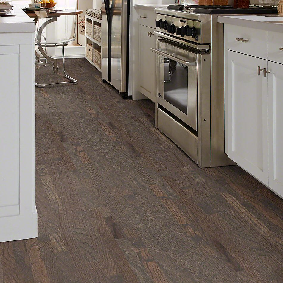Shaw Floors Home Fn Gold Hardwood Family Reunion 2.25 Weathered 00543_HW424
