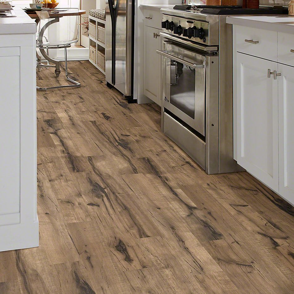 Shaw Floors Versalock Laminate Timberline Peavey Grey 00543_SL247