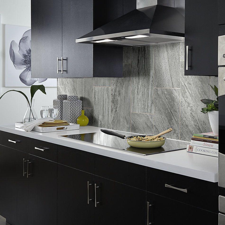 Shaw Floors Ceramic Solutions Crystal 12×24 Dark Grey 00550_CS24W