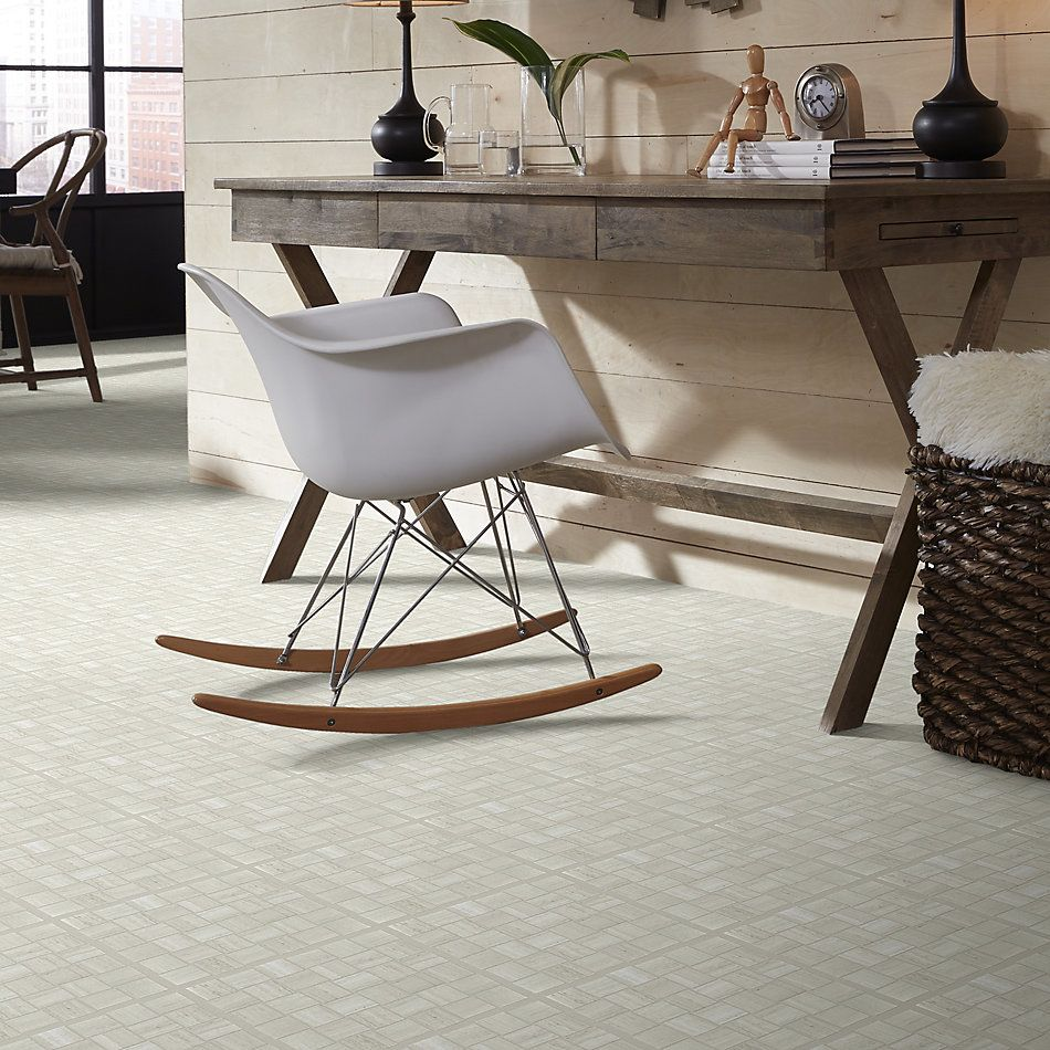 Shaw Floors Ceramic Solutions Range Mosaic Polished Ash 00550_CS33Z