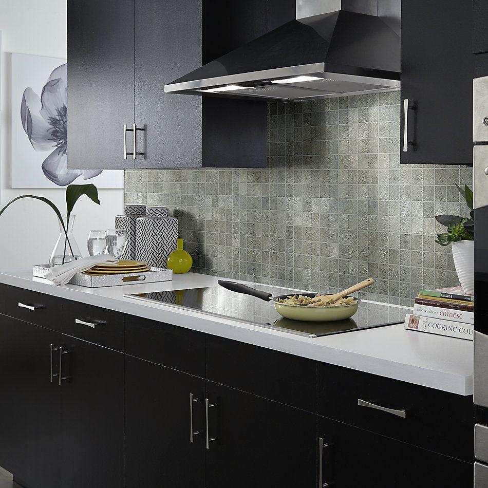 Shaw Floors Ceramic Solutions Unveil Mosaic Element 00550_CS34H