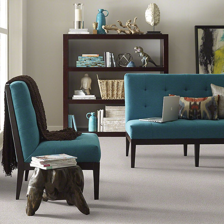 Shaw Floors Timeless Charm Loop Ash 00550_E0405