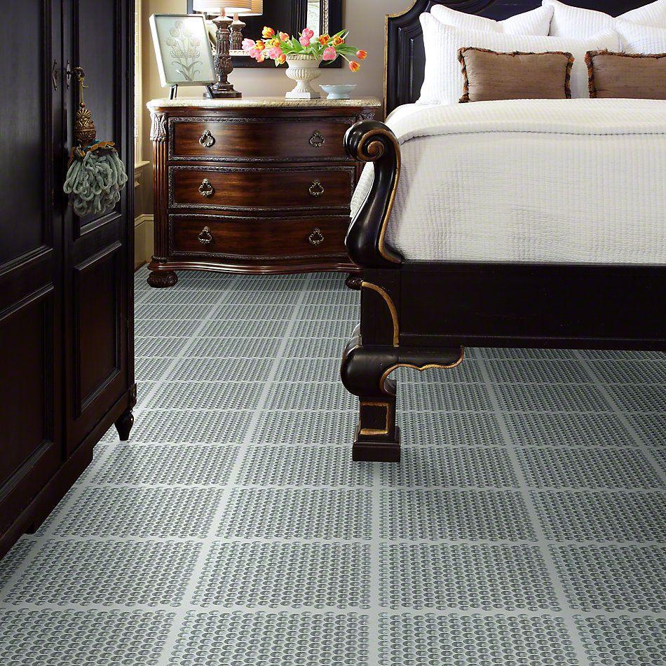 Shaw Floors SFA Paramount Penny Round Glass Mo Shadow 00550_SA13A