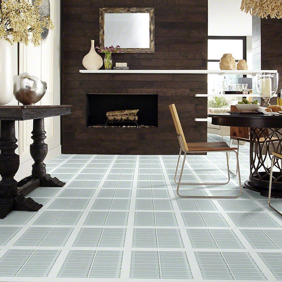 Shaw Floors SFA Paramount Stacked Glass Mosaic Shadow 00550_SA15A