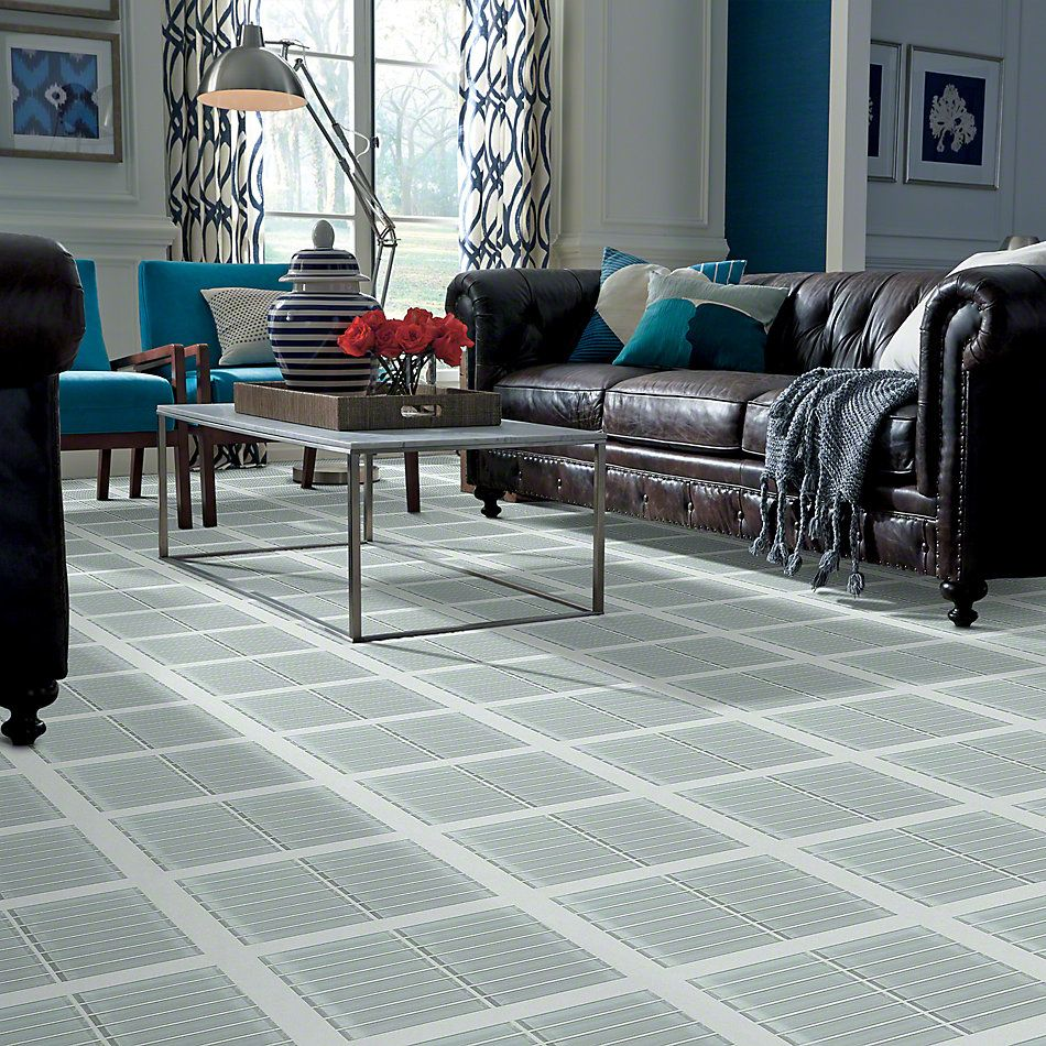 Shaw Floors SFA Paramount Stacked Glass Mosaic Shadow 00550_SA15A