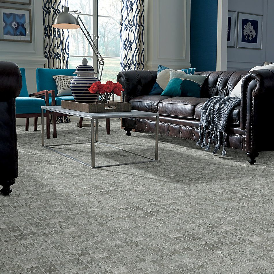 Shaw Floors Home Fn Gold Ceramic Formula Mosaic Void 00550_TG41B