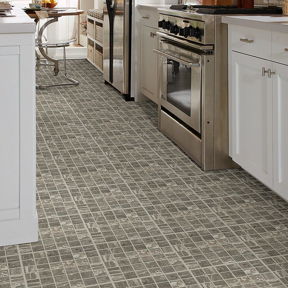 Shaw Floors Home Fn Gold Ceramic Prism Mosaic Quartz 00550_TGJ31