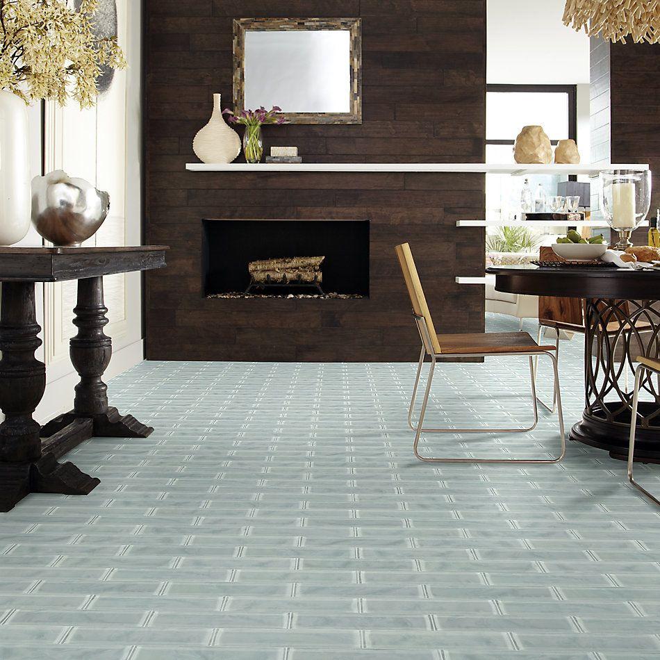 Shaw Floors Toll Brothers Ceramics Principal 3×12 Artisan Glass Shadow 00550_TL73B