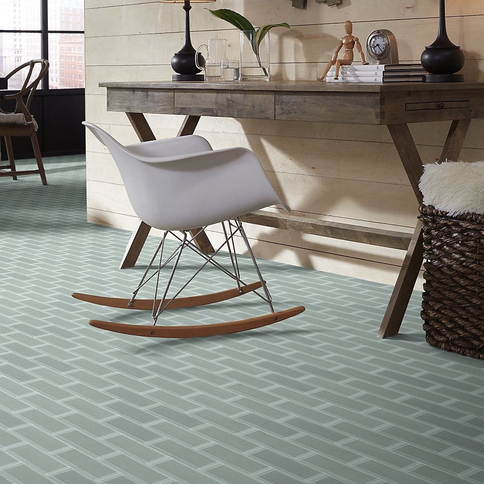 Shaw Floors Toll Brothers Ceramics Principal 3×9 Beveled Glass Ti Shadow 00550_TL75B