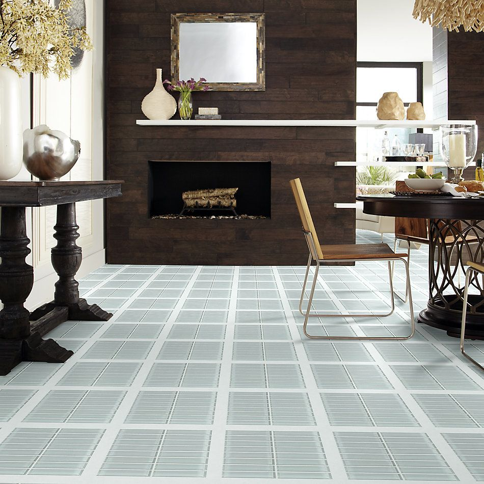 Shaw Floors Toll Brothers Ceramics Principal Stacked Glass Mosaic Shadow 00550_TL83B