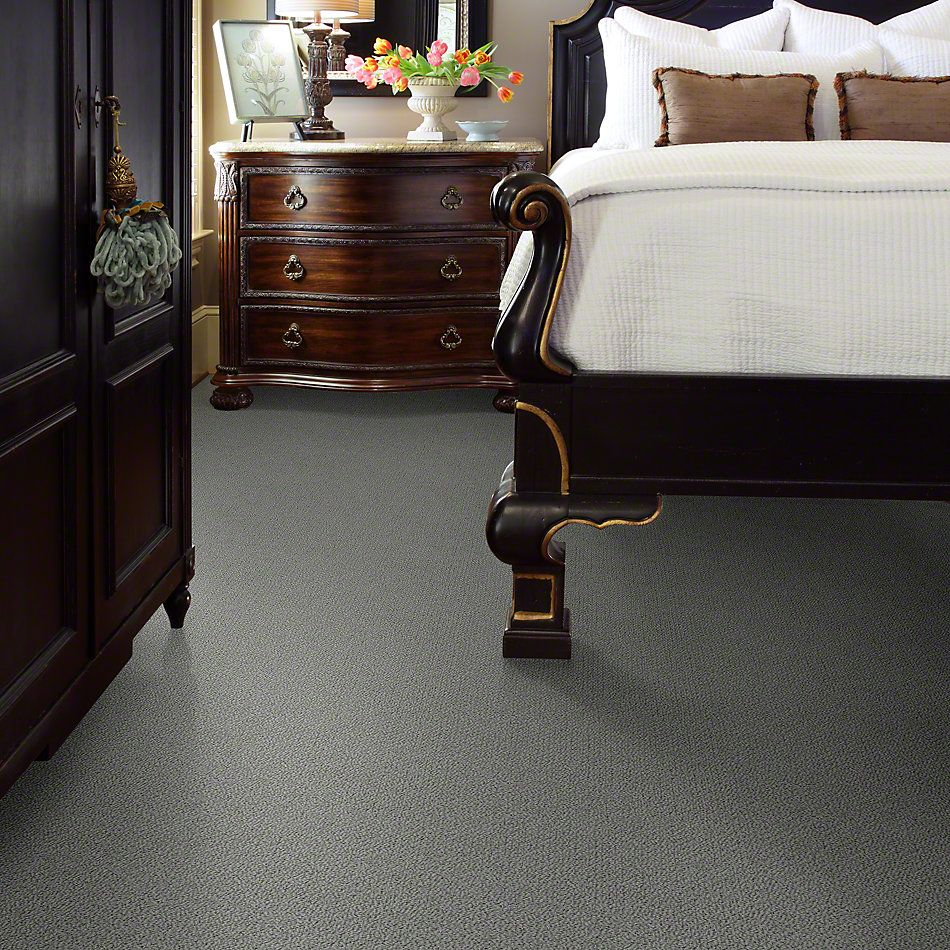 Shaw Floors Shaw Design Center True Reflections Loop Charcoal 00551_5C782