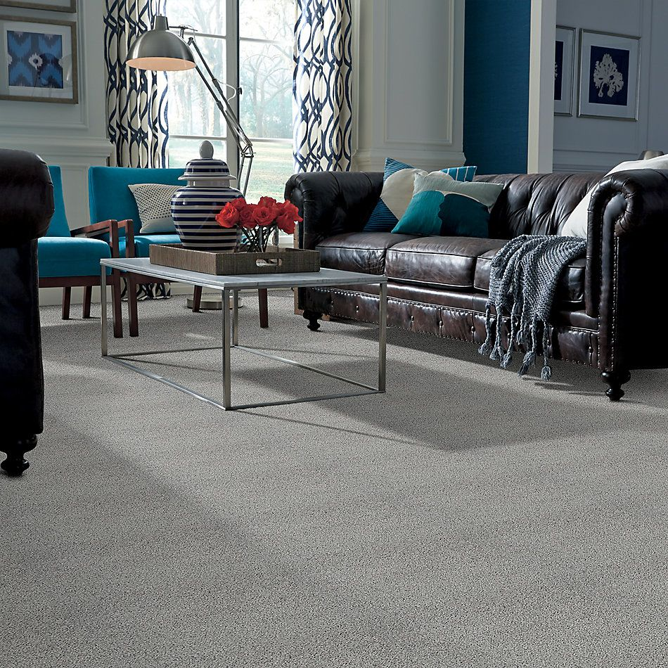 Shaw Floors Value Collections Take The Floor Twist Blue Pewter 00551_5E071