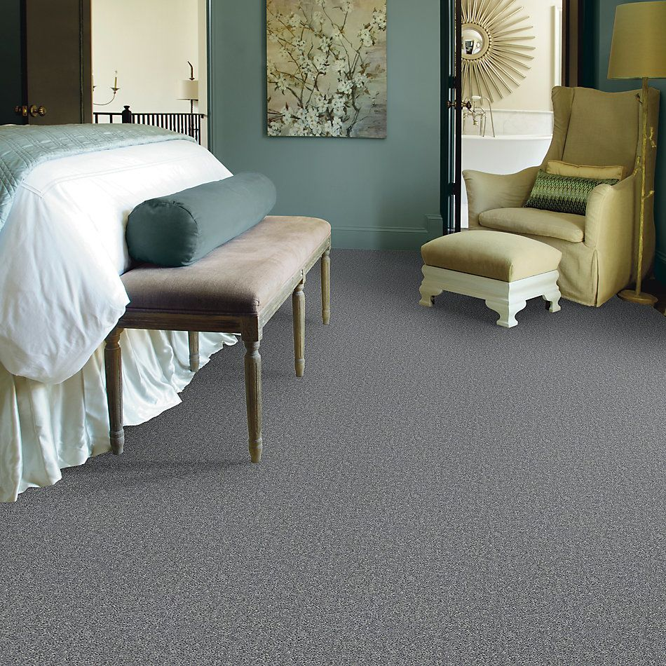 Shaw Floors Home Foundations Gold Fast Ball II Castle Grey 00551_HGP39