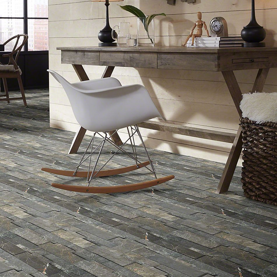 Shaw Floors Ceramic Solutions Milestone Stark Carbon 00555_101TS
