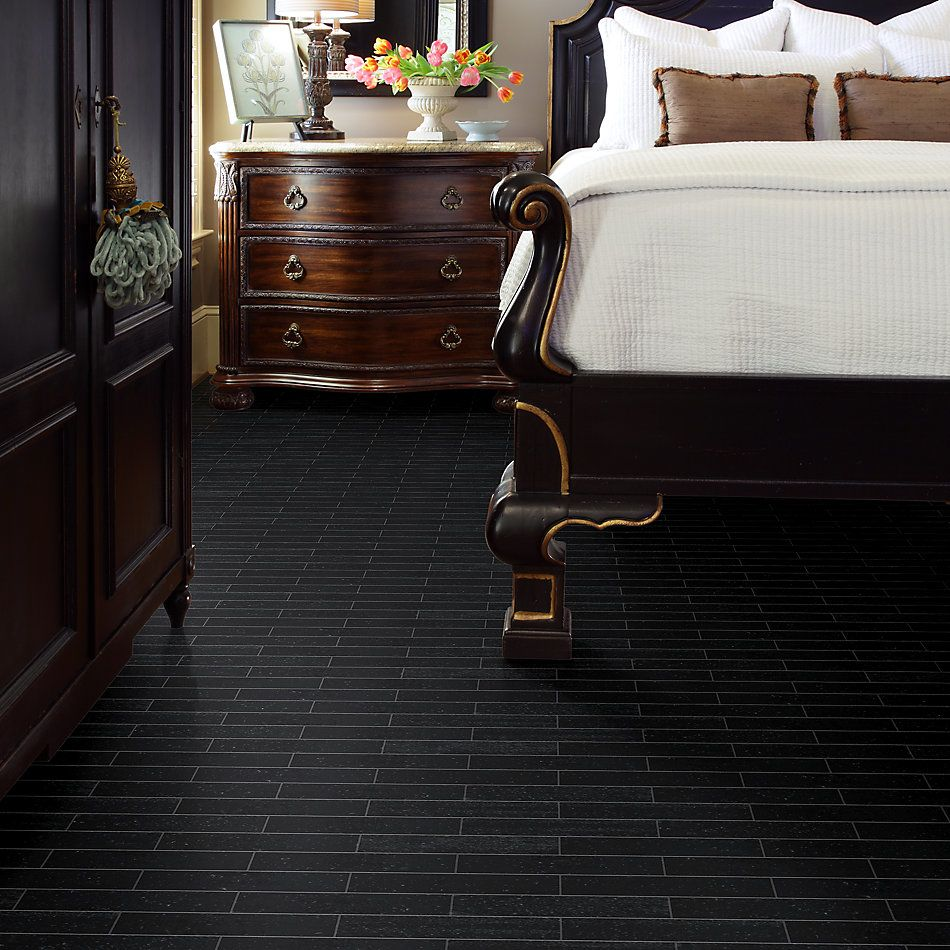 Shaw Floors Home Fn Gold Ceramic Geoscapes Brick Black 00555_TG53D