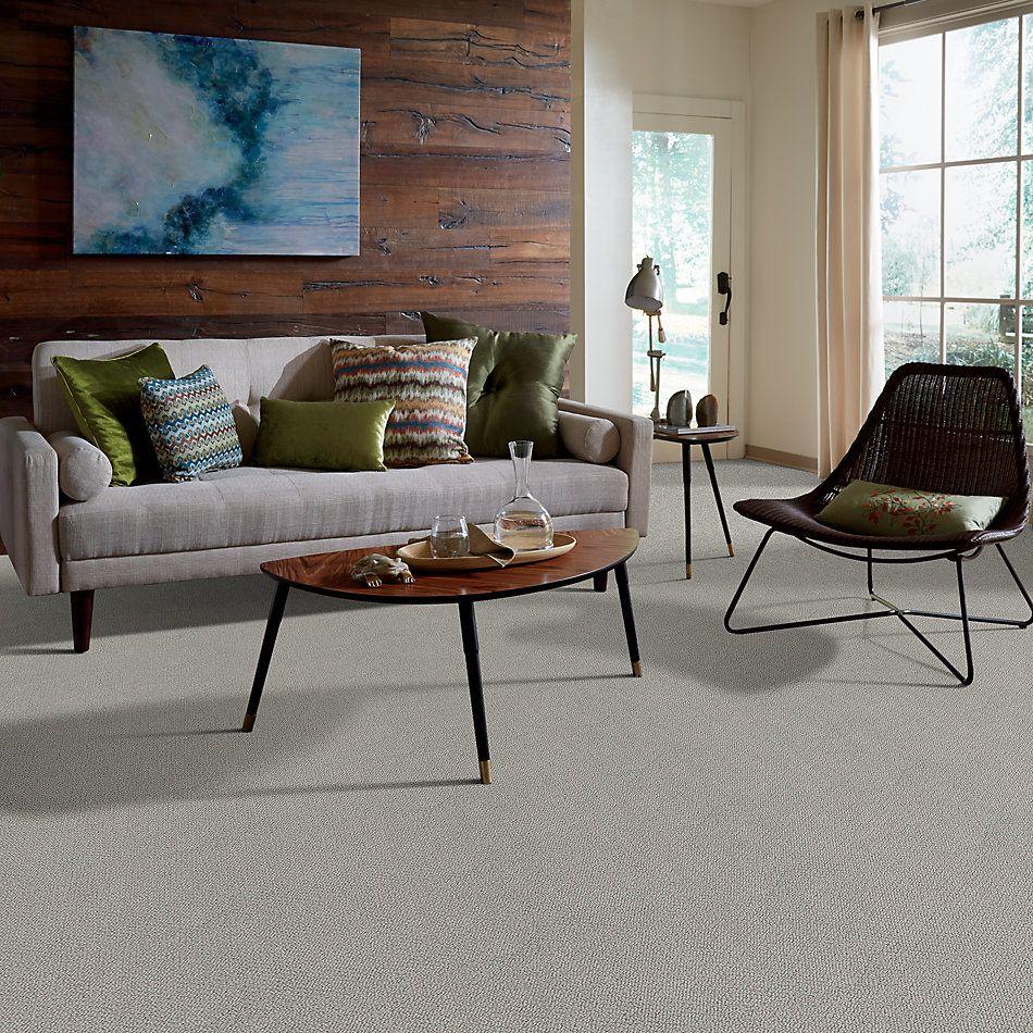 Shaw Floors Foundations Smart Thinking Net Grey Stone 00562_E9778