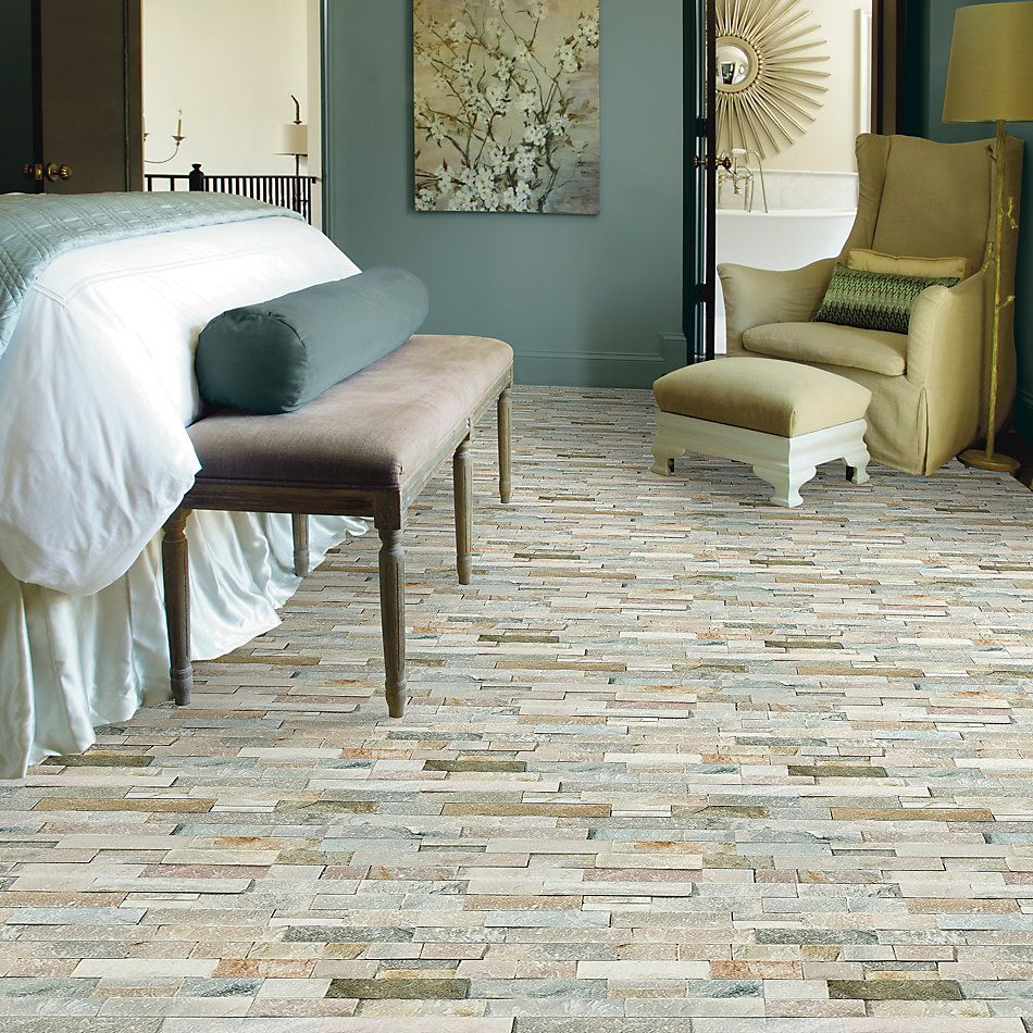 Shaw Floors Home Fn Gold Ceramic Ridgestone Beachwalk 00567_TG57D