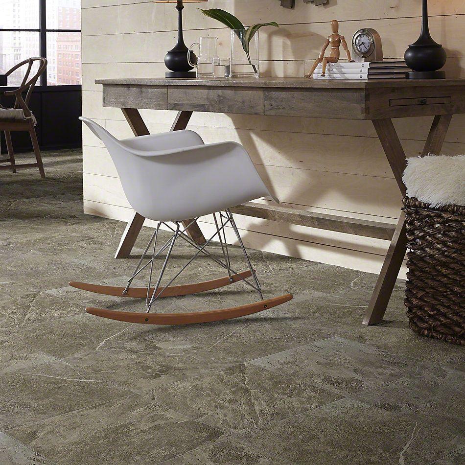 Shaw Floors Ceramic Solutions Artisan 18×18 Warm Grey 00570_CS59V