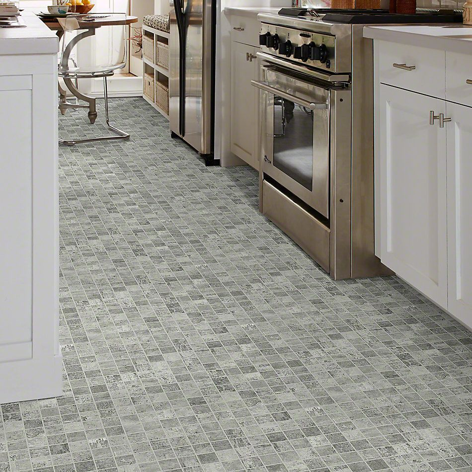 Shaw Floors Ceramic Solutions Urban Coop Mosaic Patina 00570_CS65X