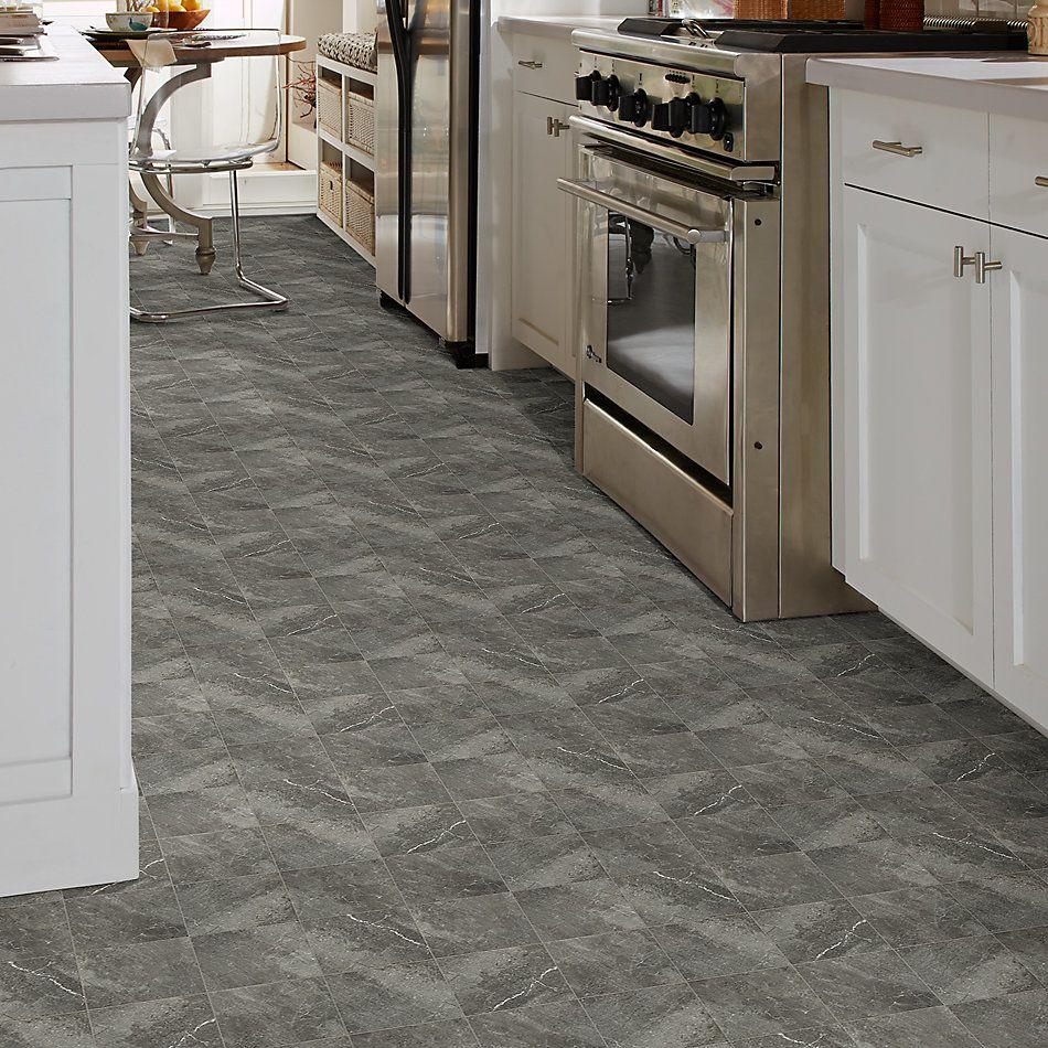 Shaw Floors Ceramic Solutions Oasis 13 Dark Grey 00570_CS70Q