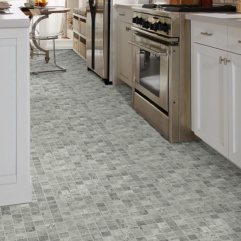 Shaw Floors Home Fn Gold Ceramic Civic Mosaic Patina 00570_TG66C