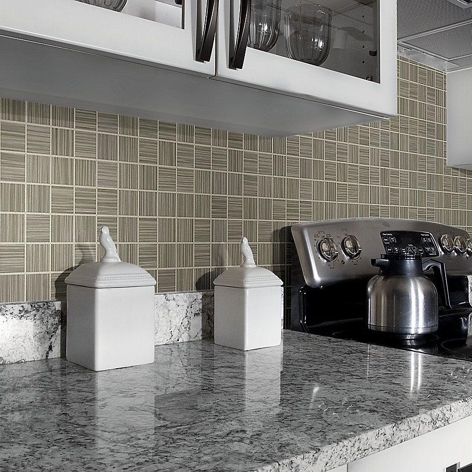 Shaw Floors Home Fn Gold Ceramic Parade Mosaic Flax 00570_TG69C