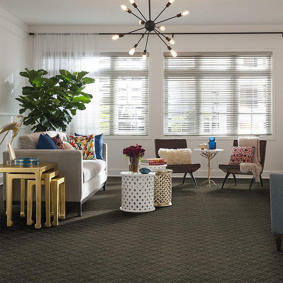 Anderson Tuftex Creative Elegance (floors To Go) Glory Houndstooth 00578_400AF