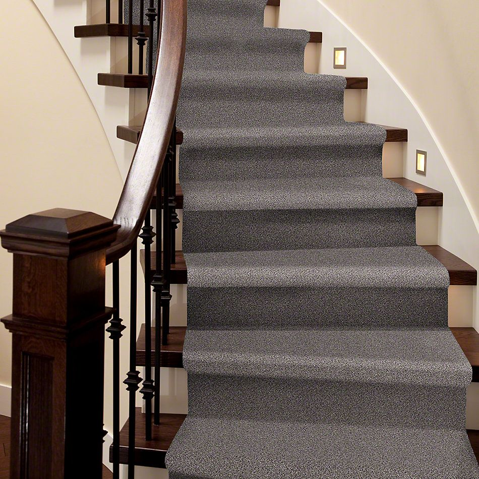 Shaw Floors Anso Colorwall Gold Texture Accents Graphite 00581_EA759