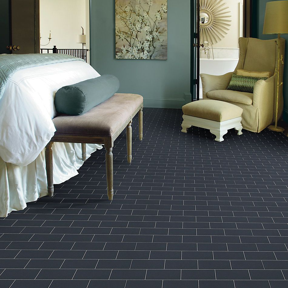 Shaw Floors Ceramic Solutions Lane Ave 3×6 Midnight 00590_315TS