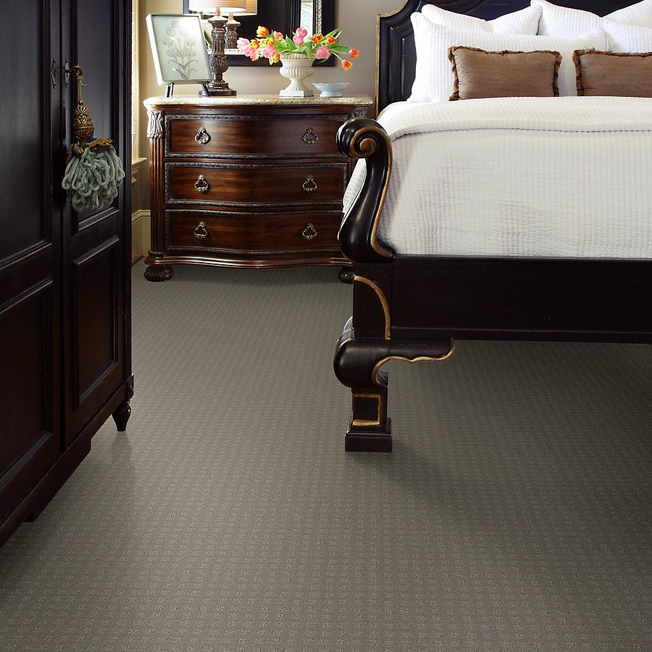 Shaw Floors Value Collections Alluring Disposition Net Lady In Gray 00590_E9777