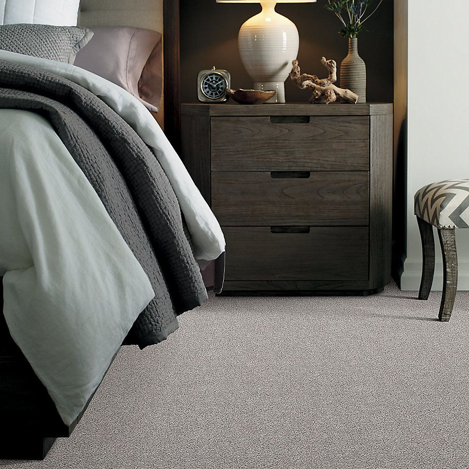 Shaw Floors Value Collections Suave Net Stone 00593_5E388