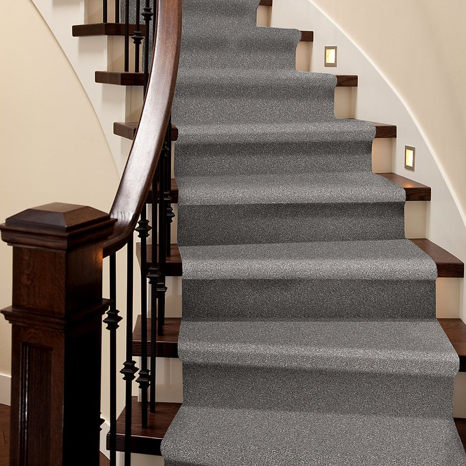 Shaw Floors Foundations Always Ready II Net Washed Gray 00593_E9771