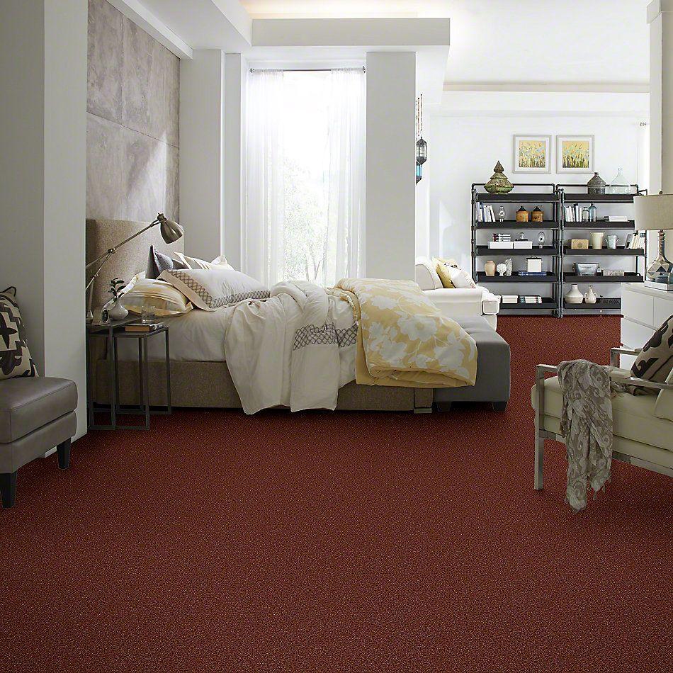 Shaw Floors Shaw Design Center Luxury Bay III Terra Cotta 00600_5C671