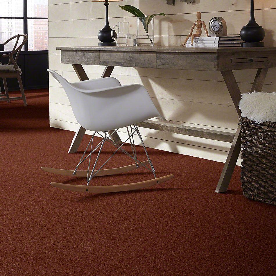 Shaw Floors SFA Timeless Appeal III 12′ Spanish Tile 00601_Q4314