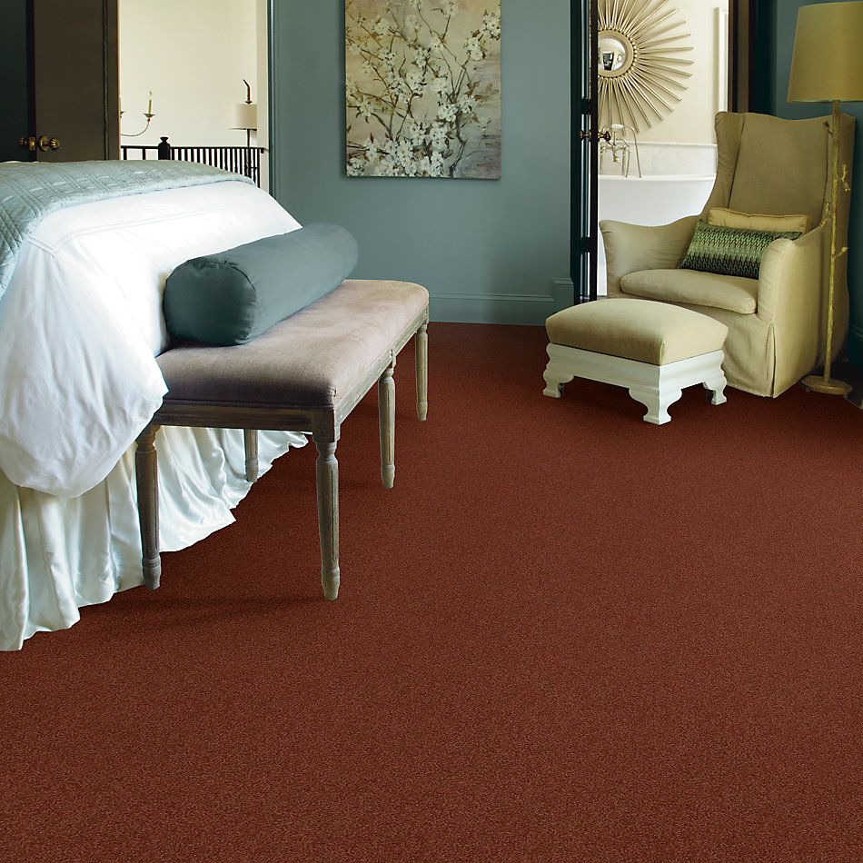 Shaw Floors Shaw Floor Studio Bright Spirit III 12′ Spanish Tile 00601_Q4652