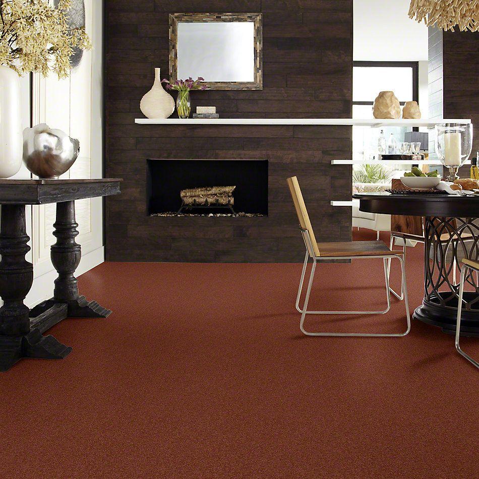 Shaw Floors Shaw Design Center Sweet Valley III 12′ Spanish Tile 00601_QC424