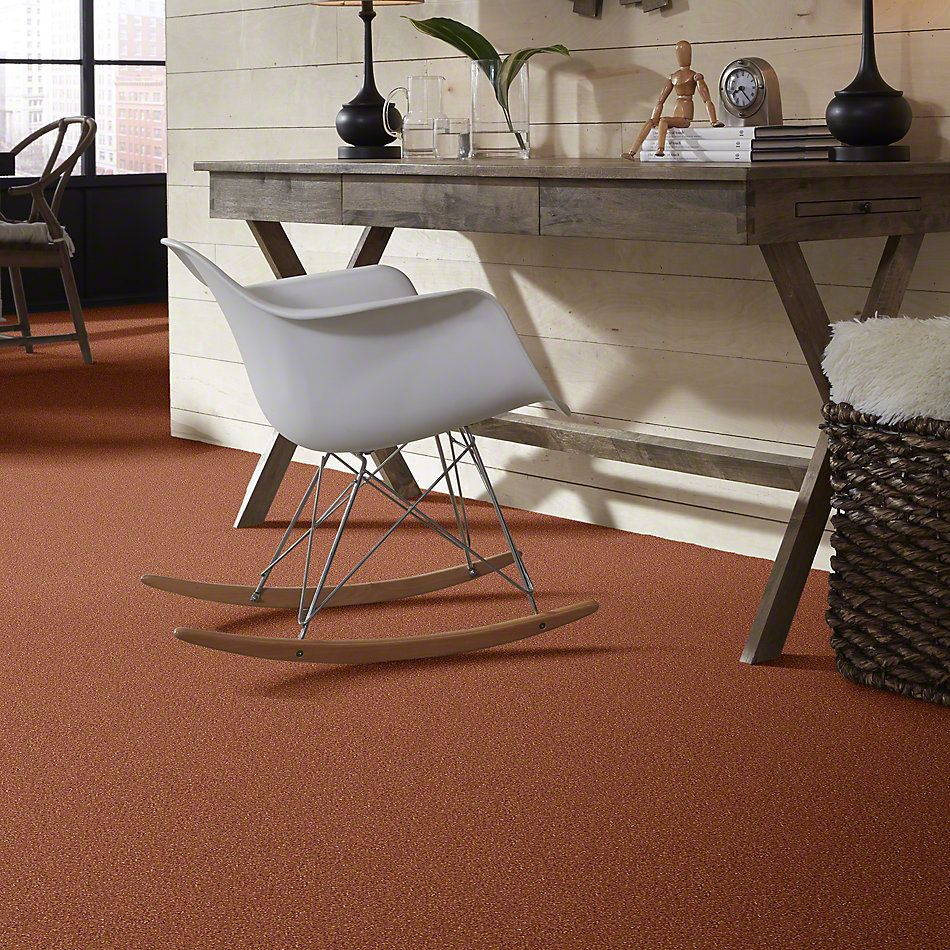 Shaw Floors Clearly Chic Bright Idea III Island Coral 00602_E0506