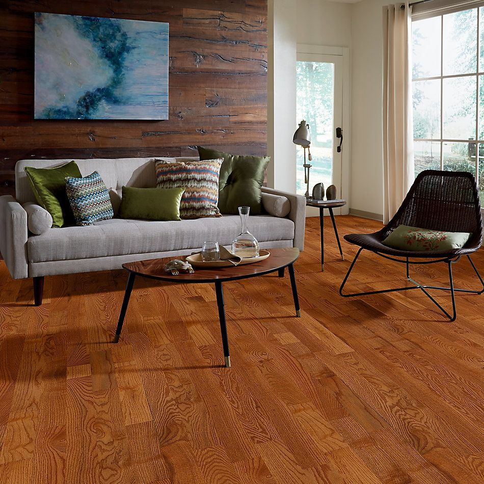 Shaw Floors Pulte Home Hard Surfaces Generations 2.25 Butterscotch 00602_PW118