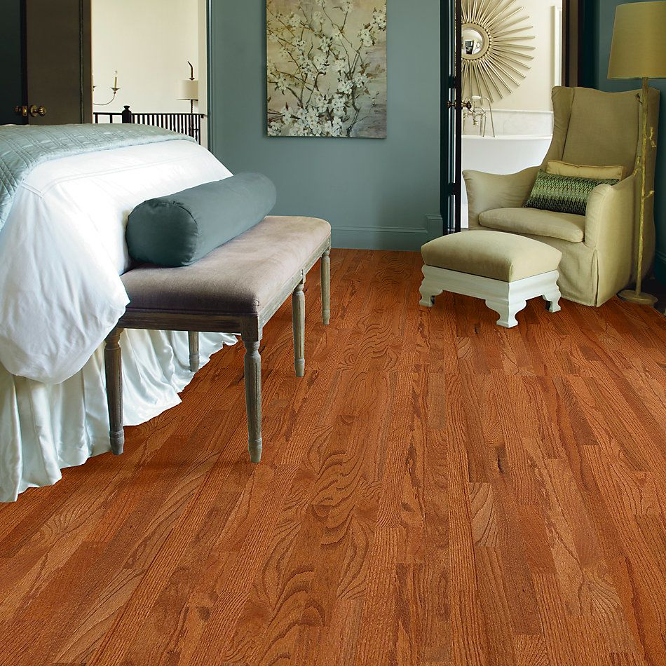 Shaw Floors Richmond American Homes Cypress 2.25 Gunstock 00609_HA039
