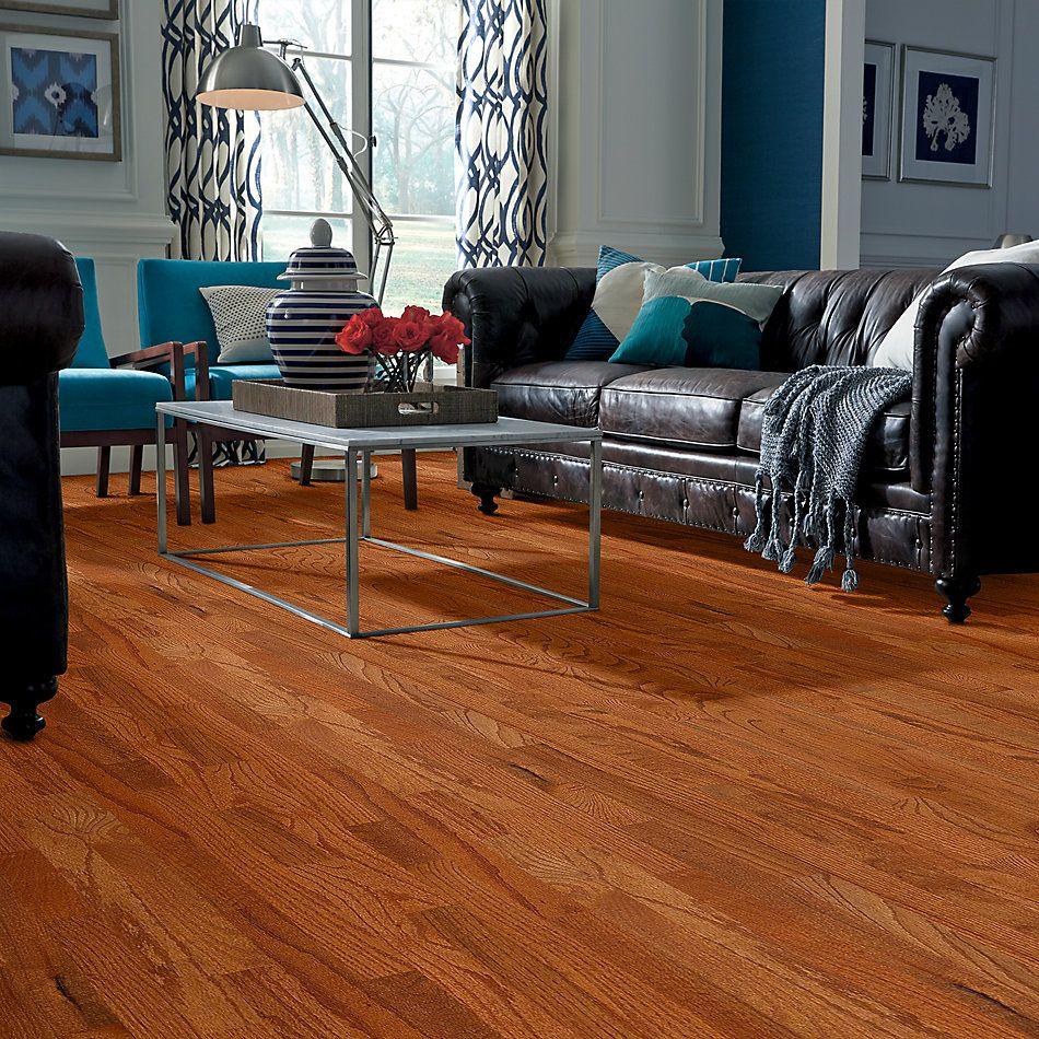 Shaw Floors Home Fn Gold Hardwood Family Reunion 2.25 Gunstock 00609_HW424