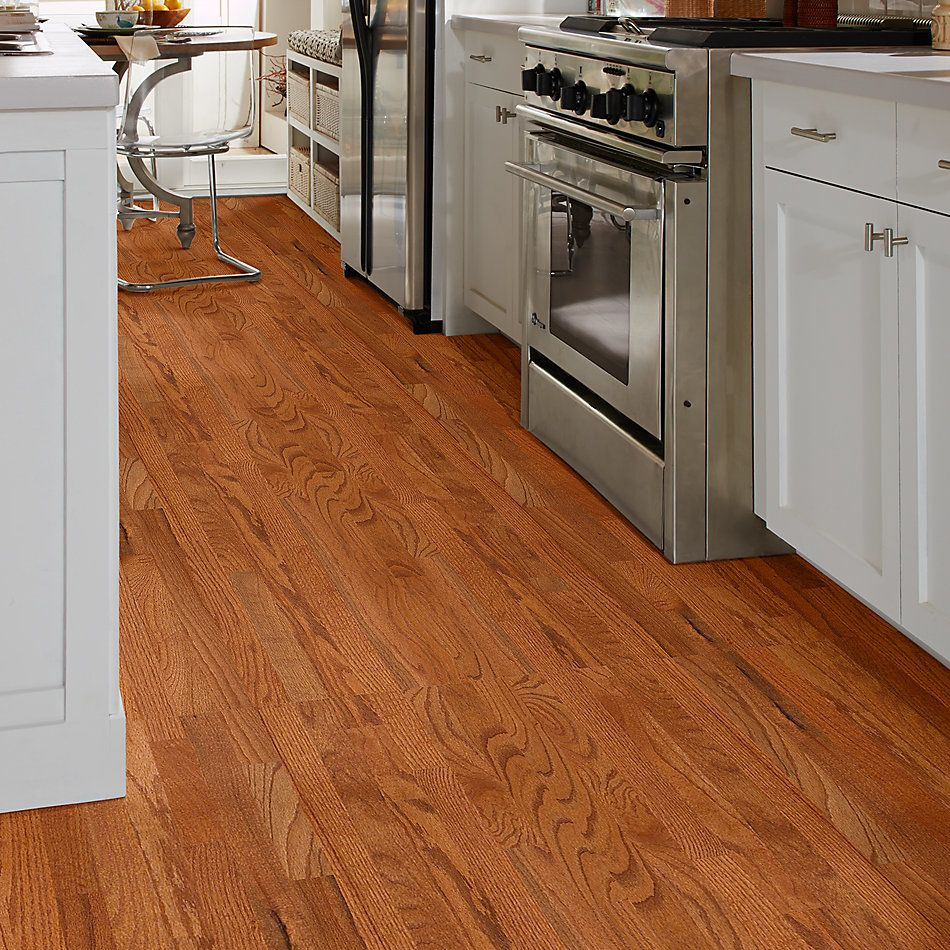 Shaw Floors Pulte Home Hard Surfaces Generations 2.25 Gunstock 00609_PW118