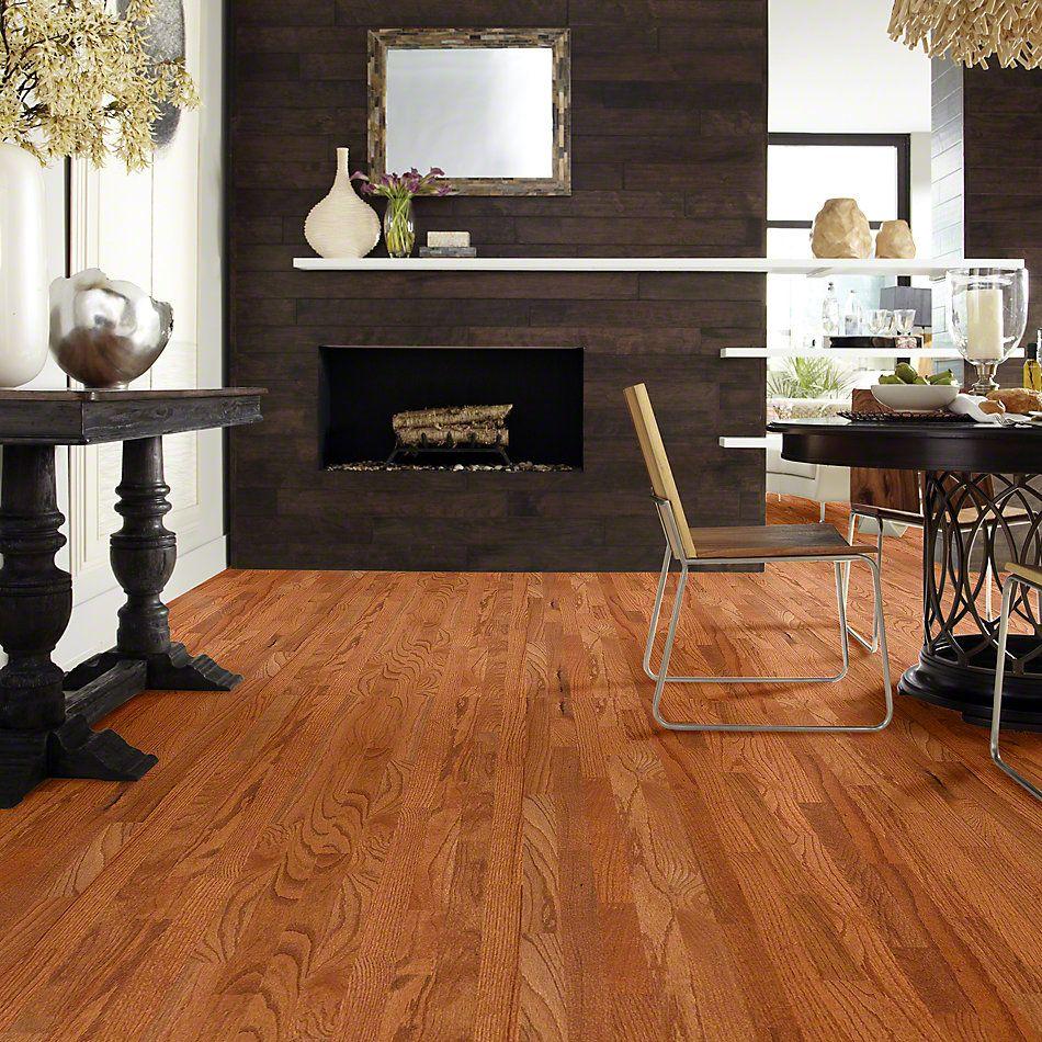 Shaw Floors Shaw Hardwoods Bellingham 2.25 Gunstock 00609_SW475