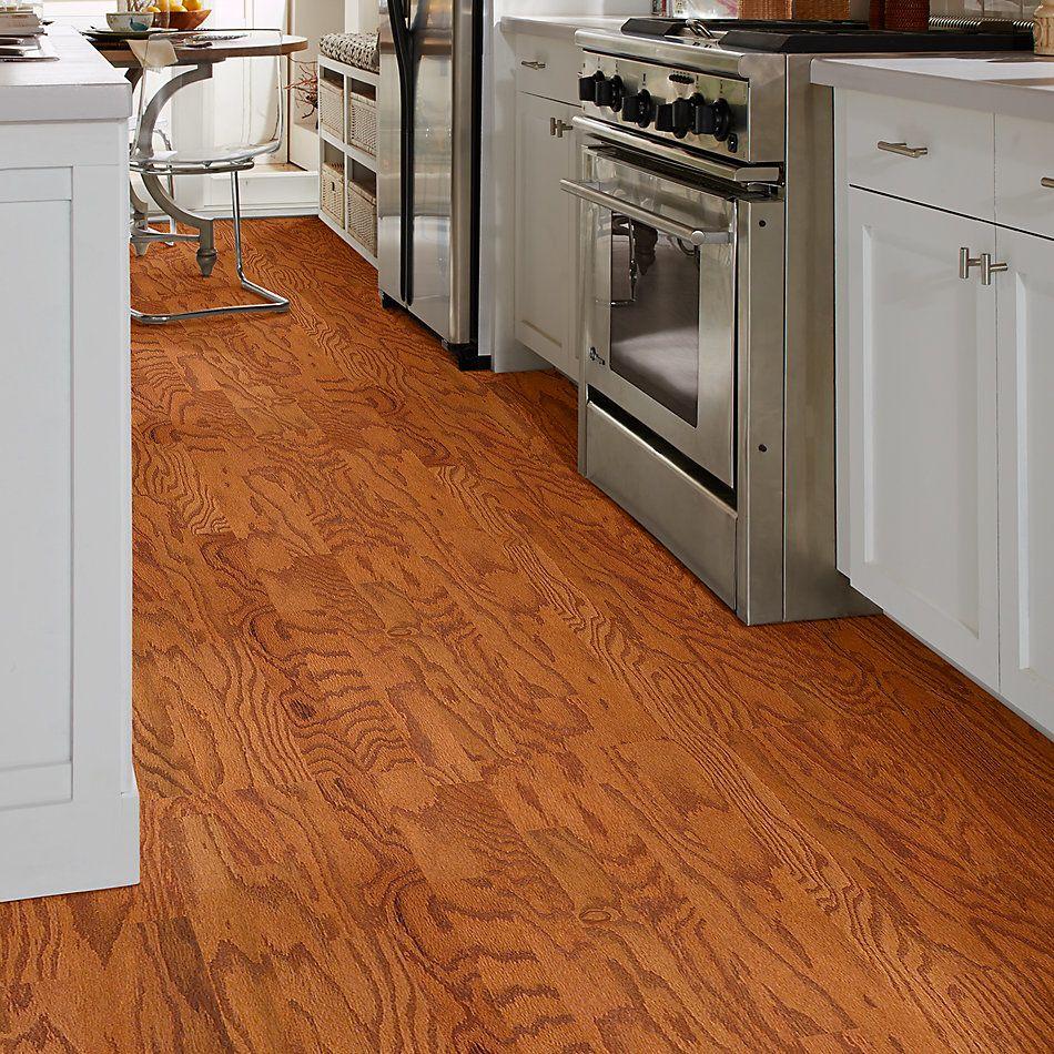 Shaw Floors Shaw Hardwoods Ryder 3″ Gunstock 00609_SW627