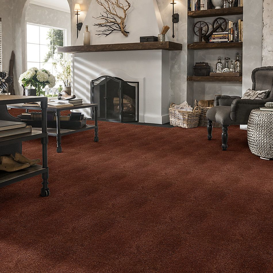 Shaw Floors Value Collections Cashmere III Lg Net Rich Henna 00620_CC49B