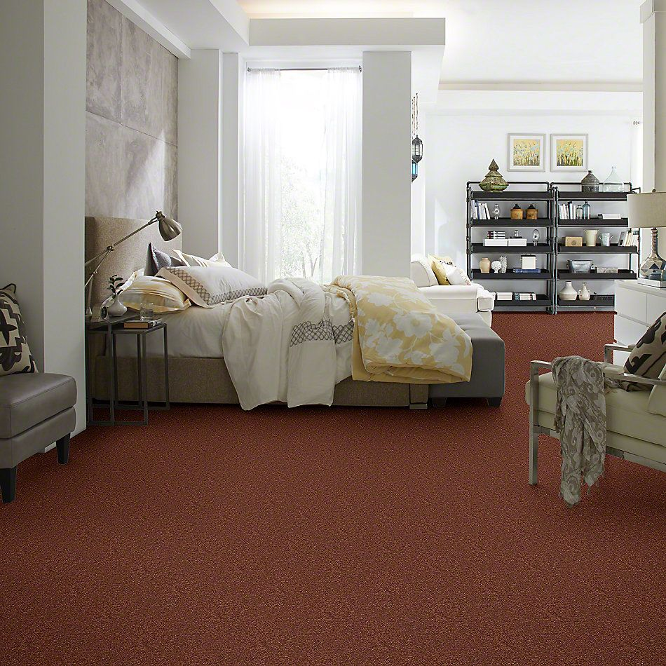 Shaw Floors Caress By Shaw Quiet Comfort Classic II Rich Henna 00620_CCB97