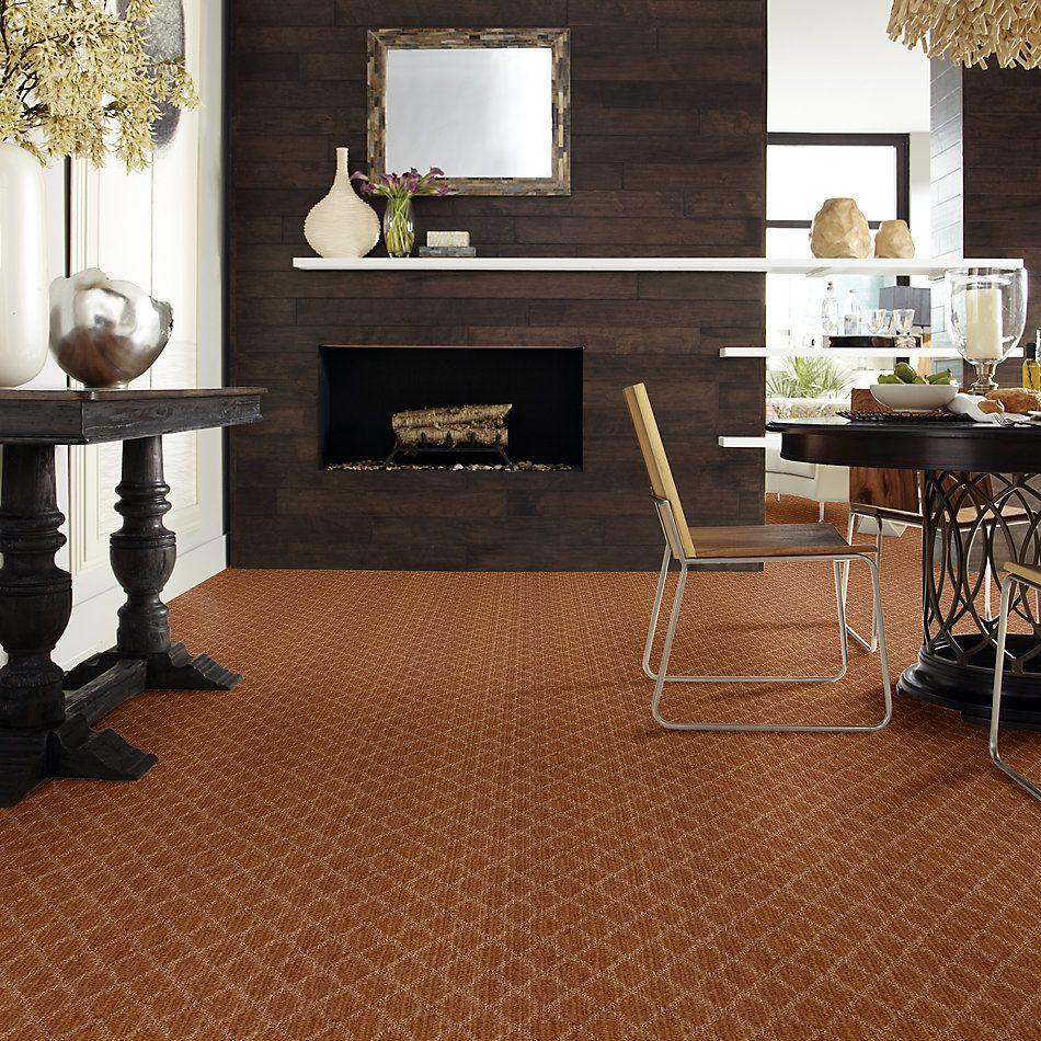 Anderson Tuftex American Home Fashions Desert Diamond Brandy 00675_ZA886