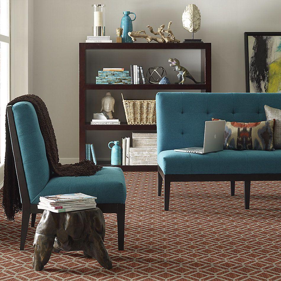 Anderson Tuftex American Home Fashions Young Fun Calico Rose 00675_ZA898