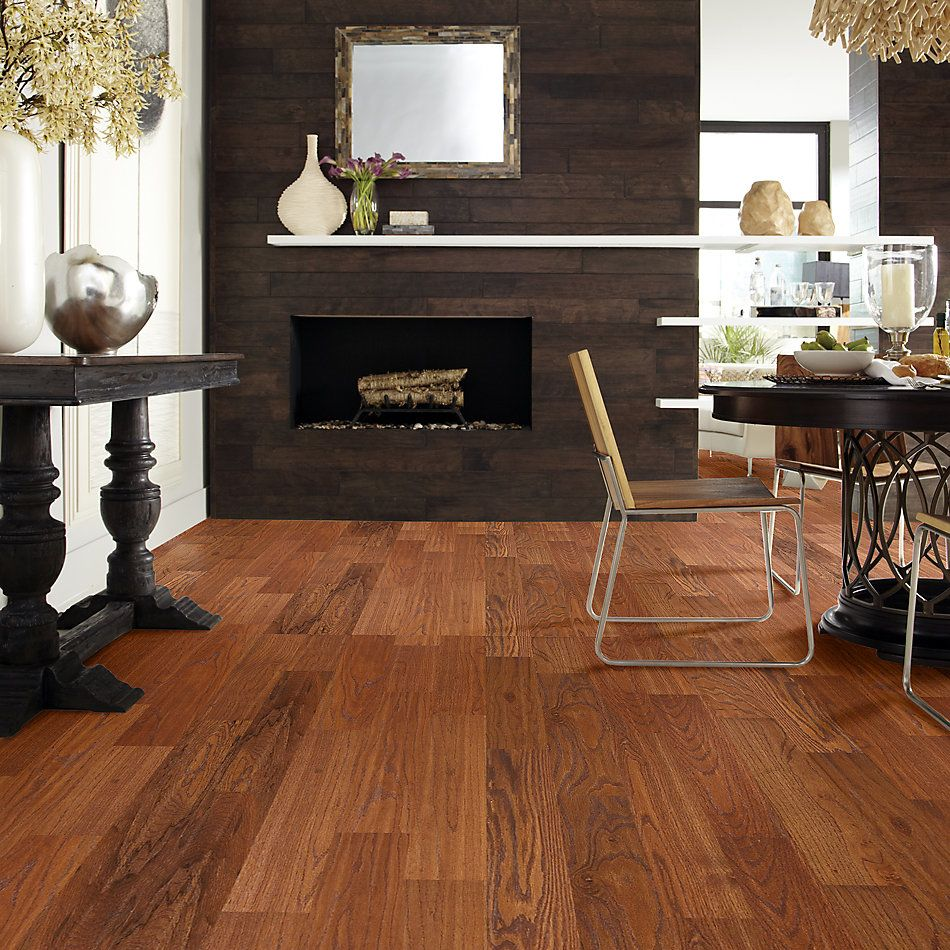 Shaw Floors Home Fn Gold Hardwood Kincade Rockford Red 00677_HW147
