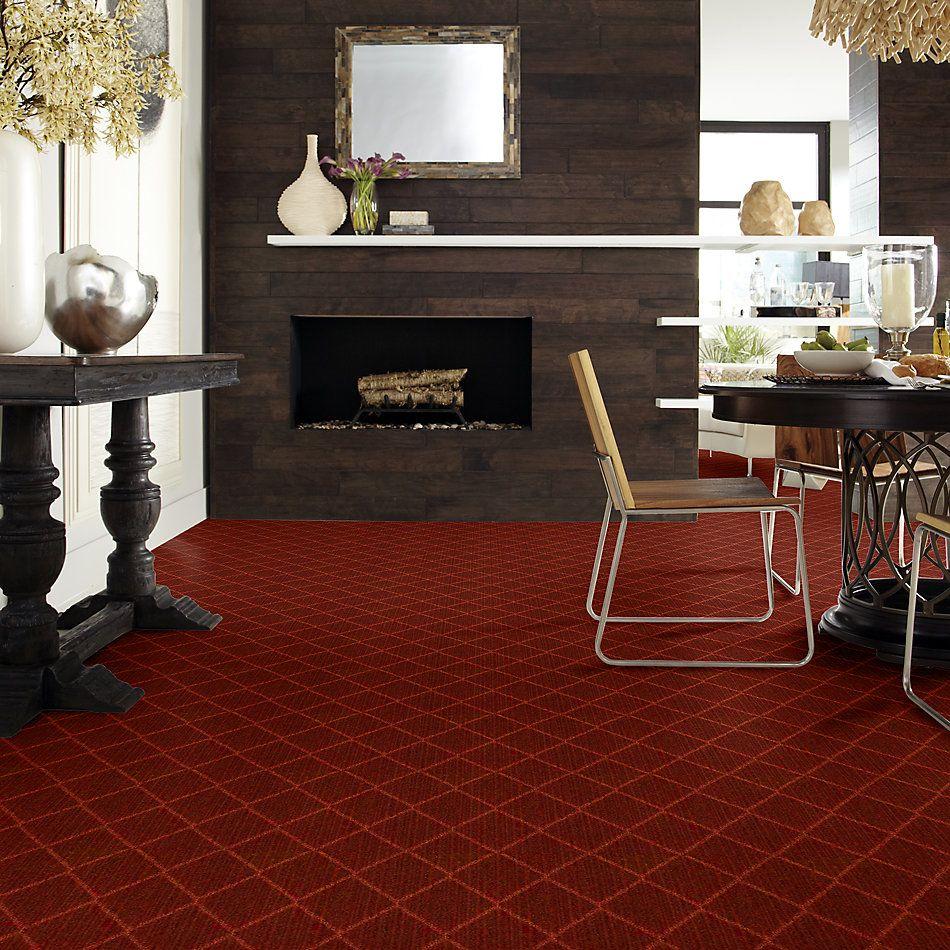Anderson Tuftex American Home Fashions Love Spell Chili Pepper 00688_ZA874